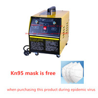 Vacuum pump Refrigerant recovery machine Refrigerant filling machine Air conditioning pressure pump Free gift of masks