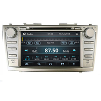 2 Din Car DVD Multimeida System For Toyota Camry 2007 2008 2009 2010 20112012 Auroin 2006 GPS Player Radio Stereo Audio 3G