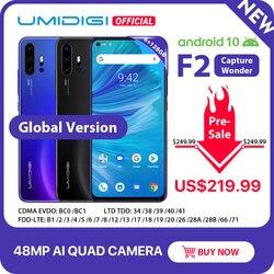 Pre-sale UMIDIGI F2 Android 10 Global Version 6.53