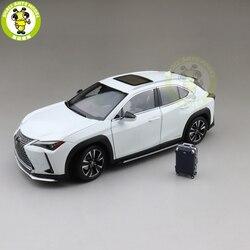 1/18 UX 260h UX260h y versión reacondicionada modelo coche juguetes Suv regalos colección de pasatiempo