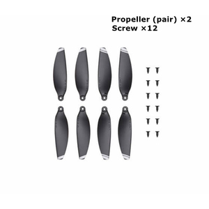 Image 2 - Original Propeller Accessories Screw for DJI Mavic Mini Drone Spare Parts Kit