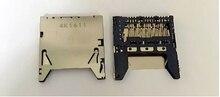 Scheda di memoria SD slot parti di riparazione per Nikon D5500 D5600 D7500 SLR