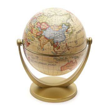 Винтажное английское издание глобус Карта мира украшение земные Глобусы с базой география классная комната украшение для дома и офиса