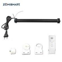 Zemismart WiFi Tuya Smart Lifeผ้าม่านมอเตอร์สำหรับ36 37มม.หลอดAlexa Google Home Control Roller Blindมอเตอร์ชัตเตอร์เครื่องยนต์