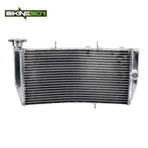 Image 2 - Bikingboy alumínio radiador de refrigeração água do motor cooler para honda cbr 929 rr 00 01 2000 2001 substituir oem 19010mcj003