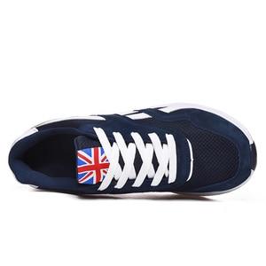 Image 4 - رخيصة كبيرة الحجم احذية الجري أحذية رياضية رجالية للركض Runing تنفس العلامة التجارية سلة أوم خفيفة Hombre 46 47