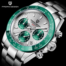PAGANI DESIGN 2020 New Men's Watches Luxury Classic Sapphire Glass 100M Waterpro