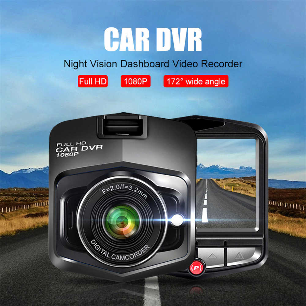 Nuovo Originale A1 Mini Macchina Fotografica Dell'automobile DVR Dashcam Full HD 1080P Video Registrator Recorder G-sensore di Visione Notturna dash Cam 5