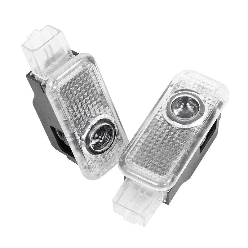 Светодиодный двери автомобиля Добро пожаловать логотип проектор светильник для AUDI A4 B5 B6 B7 B8 B9 A5 A6 C5 C6 C7 A7 A8 Q3 Q5 Q7 A1 A3 V8 8V 8L 8P TT RS, на рост 80, 90