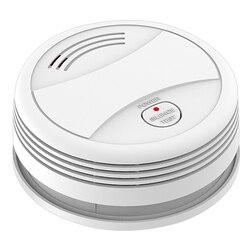 Detector de humo WIFI Tuya APP Sensor de sistema de alarma de incendios para Android IOS APP Control remoto
