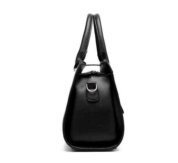 100% женские сумки из натуральной кожи 2019 новые сумки женские модные сумки через плечо милые женские тисненые сумки на плечо