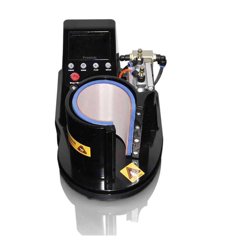 Пневматическая автоматическая термопресс машина для кружек 11 унций, термопереводная кофейная волшебная кружка, печатная сублимационная в... - 4