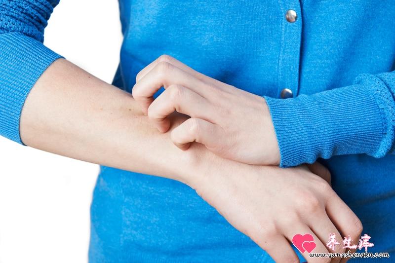 皮膚干癢四肢冰冷怎么辦 中醫按摩穴道干癢冰冷問題