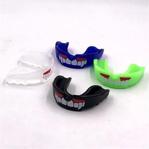 Adults Boxing Mouth Guard Taekwondo MMA Teeth Protector Mouthpiece