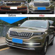 Tonlinker наклейка s для skoda kodiaq 2017 18 автомобильный