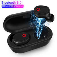 Original Sports A7 Mini Wireless TWS Earphones Bluetooth V5.0 Earbud with Mic Handsfree In-Ear Headset for iPhone Android Earpod