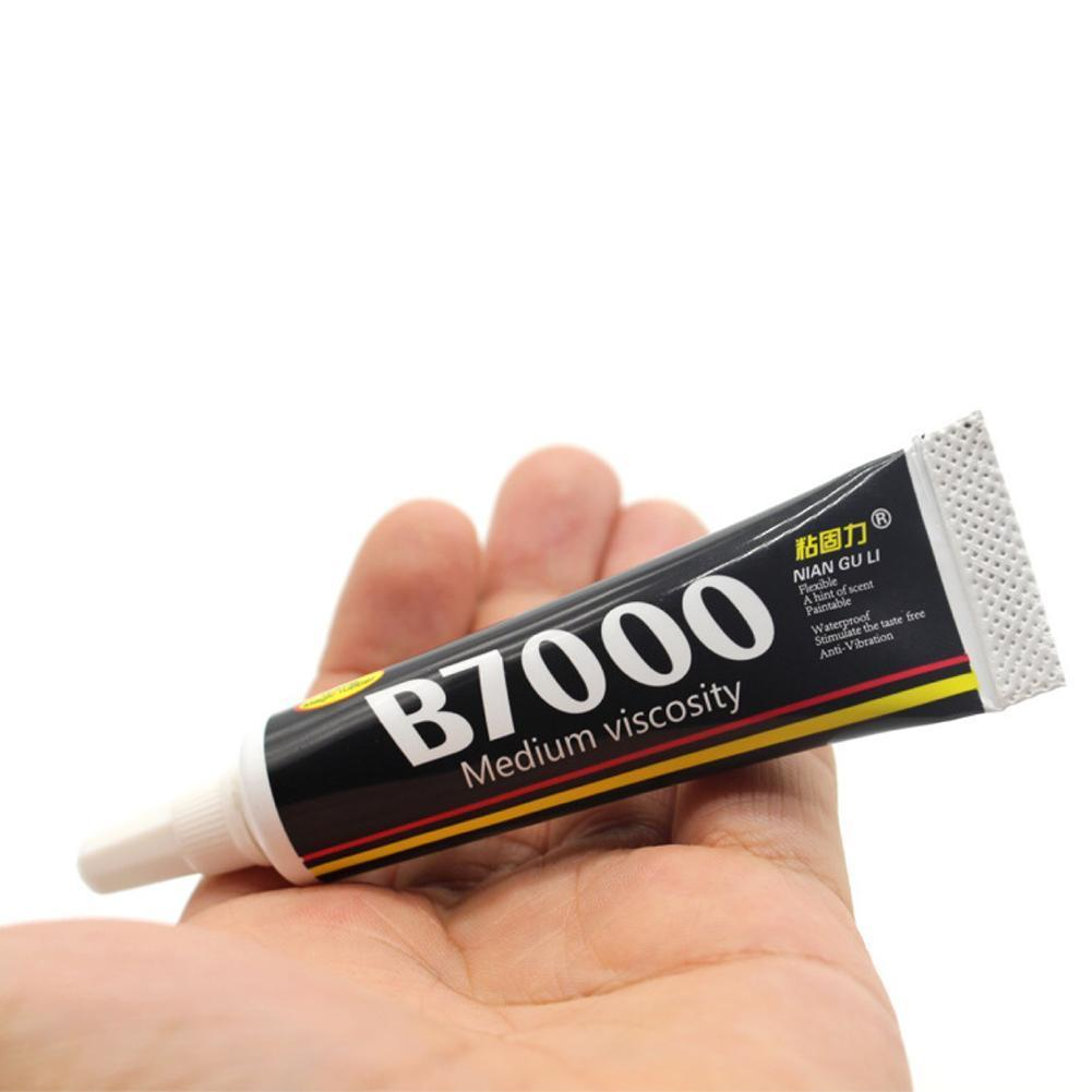 15ml B-7000 Glue Phone Screen Repair Glue Transparent Strong Mobile Multi-purpose Phone LCD Screen Glue O3Q3