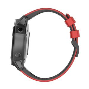 Image 4 - 22 26MM Release Quick Watchband for Garmin Fenix 6 6S 6X Pro 20mm Silicone Easyfit Wrist Band For Fenix 5 5S 5X Plus Watch Strap