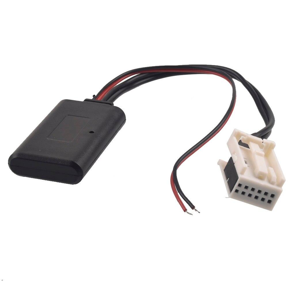 Car bluetooth AUX Adapter Wireless Radio Stereo Cable For Mercedes Benz W169 W245 W203 W209 W164 W221 W251