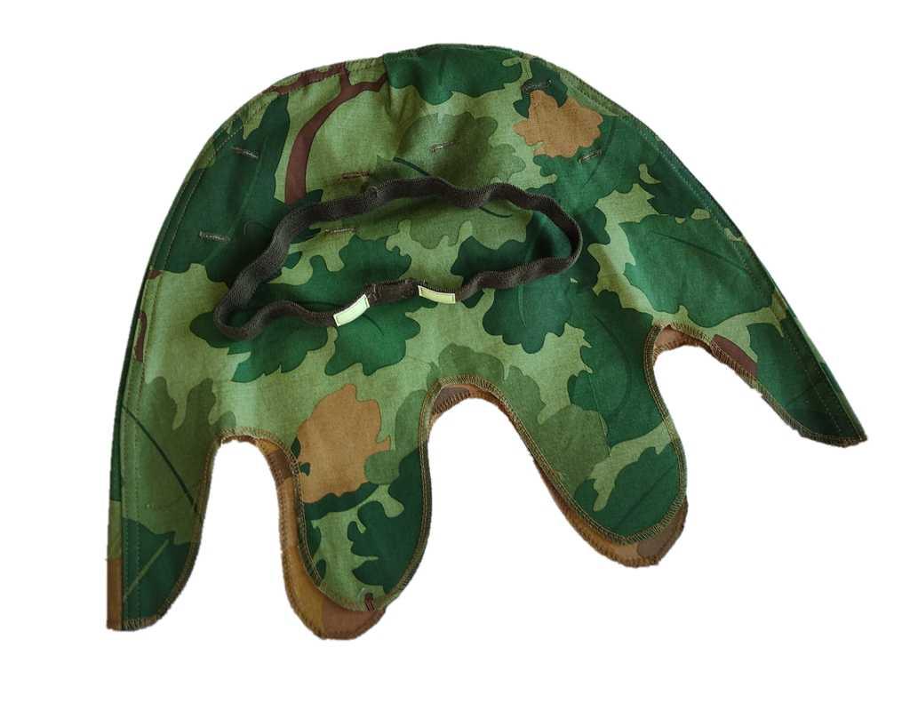 Vietnam War Us Army Mitchell Camo Reversible Helmet Cover With Eye Strap World War Soldier Military War Reenactments Equipment Aliexpress