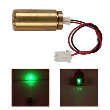 Verde 50mw 532nm laser módulo diodo/lds dot/diod circuito para dpss projecter vista mini luzes lâmpada parte diodos circuito tubo