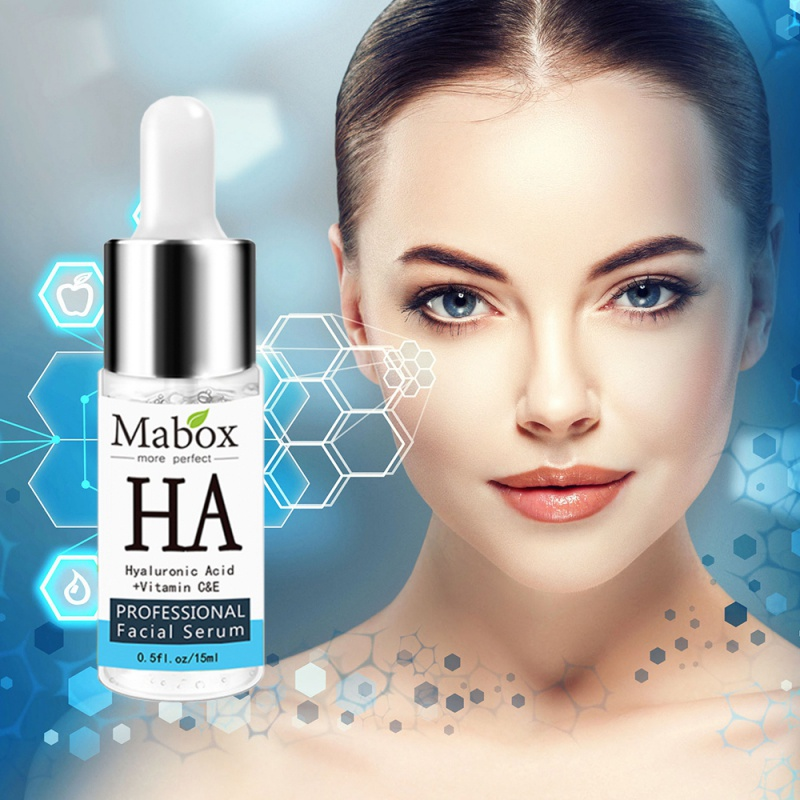 Moisturizing Acne Treatment Skin Care Repair Whitening Anti Anging Winkles Snail Essence Face Cream New Hyaluronic Acid Serum
