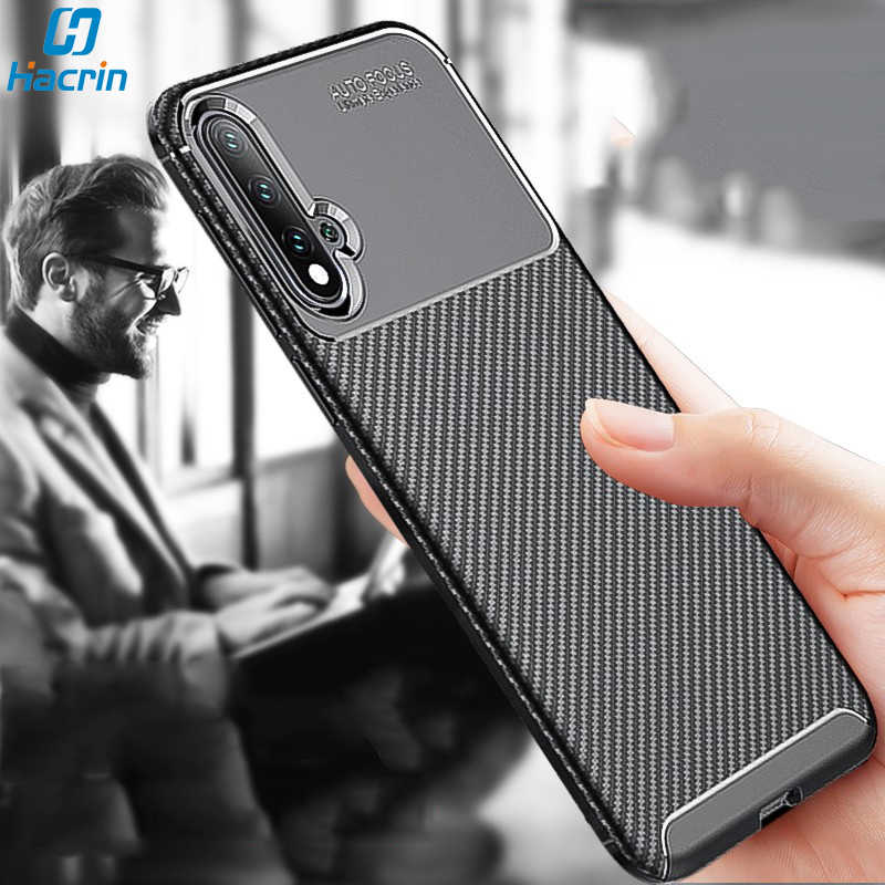 Shock-absorbent Scratch-resistant Cover Case Transparent Case For Huawei P40 Lite Clear Case For Huawei P40 Lite iPro Accessories Case For Huawei P40 Lite