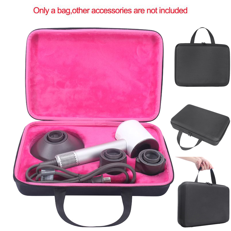 Travel Portable Carry Case Cover Storage Bag Pouch Sleeve Gift Box Container For Dyson Supersonic Hair Dryer