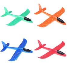 Avión de espuma EPP de 37CM, Avión de lanzamiento al aire libre, avión planeador, juguete de regalo para niños, juguetes interesantes