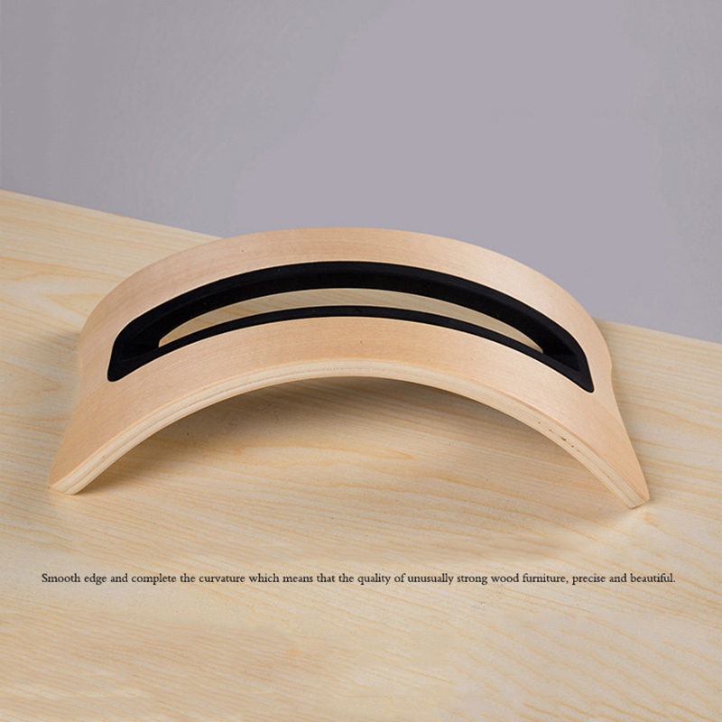 Laptop Wooden Stand For Macbooks Computer Wooden Notebook Stand OUJ99