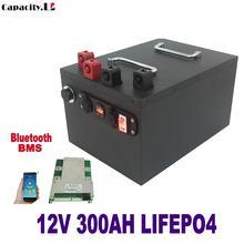 Аккумуляторная батарея 12 в 300 Ач фосфатная аккумуляторная