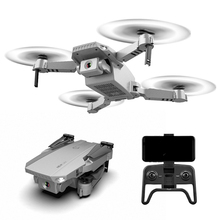 R12 Dual Kameras Drone Wifi Fpv Mit 4k/720p Hd 50 Mal Zoom Weitwinkel Kamera Faltbare höhe Halten Langlebig 2020 Neue Rc Drone