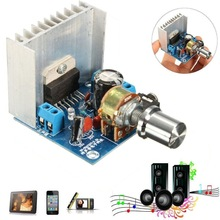 DC 12V TDA7297 2*15W carte amplificateur Audio stéréo numérique canal double Version B Module d'amplificateur M0T8