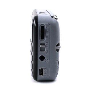 Image 2 - רכב דיגיטלי DAB רדיו נייד סטריאו רמקול מיני אלחוטי BT MP3 נגן FM רדיו