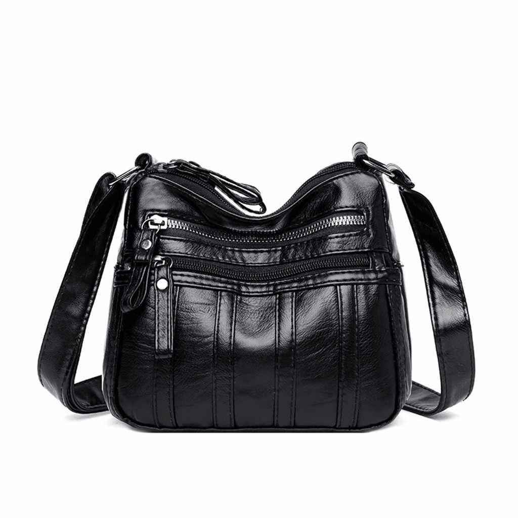 2019 nova bolsa de ombro único saco do mensageiro feminino selvagem moda casual mãe bolsa famosa marca ombro das mulheres #0917