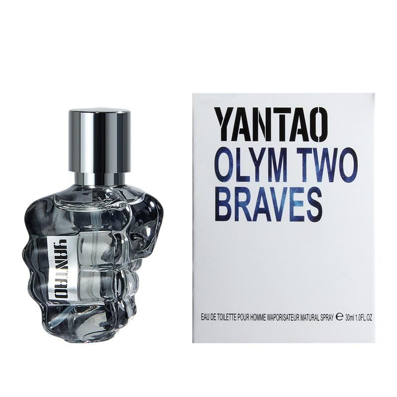 LANBENA Perfume For Men 30ML Fresh Temptation Glass Bottle Male Parfum Lasting Fragrance Spray Original Gentleman Perfumes