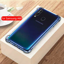 Противоударный чехол для телефона для samsung Galaxy A70 A60 A50 A40 A30 A20E A10 A2 J2Core M30 M20 M10 J4 J6 J8 подушка безопасности для Мягкий ТПУ чехол с мультипликационным рисунком
