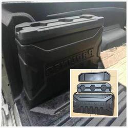 EXTERIOR AUTO ACCESSORIES UNIVERSAL TOOL BOX  TRUNK TOOLING LIDS BOX PARTS FIT FOR  HILUX ,D-MUX ,D-MAX ,NAVARA ,TRITON L200
