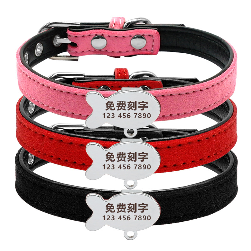 Cat Neck Ring Neck Ring Cat Young Cat Collar Tag Universal Pet Dog Collar Neck Ring ID Badges