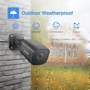 Image 5 - Techege H.265 Face Dectection 48V POE Security  IP Camera Audio Outdoor Waterproof Video Surveillance Camera Onvif FTP 5MP 2MP