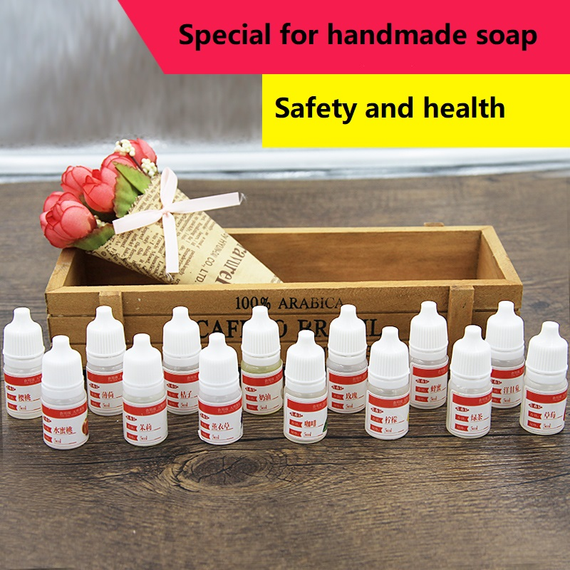 DIY Handmade Soap Special Flavor 5ml Natural Safety Edible Essence