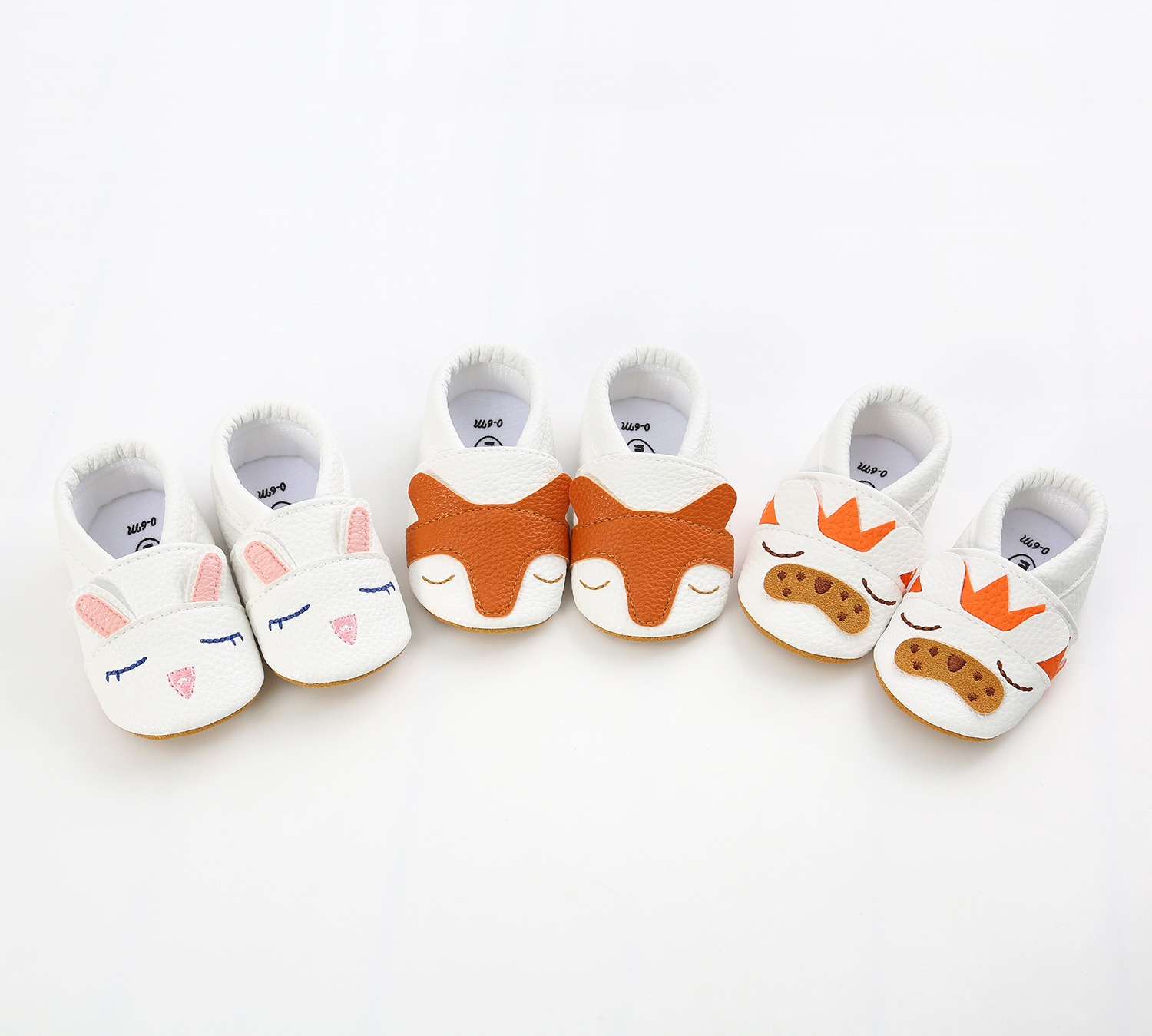 Babies Shoes For Baby Girl Pu Leather  Toddler Moccasins  Baby Girl Booties  Infant Girls Shoes