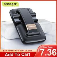 Essager-Soporte de escritorio para teléfono móvil, base ajustable y plegable de gravedad para iPhone, iPad y Tablet