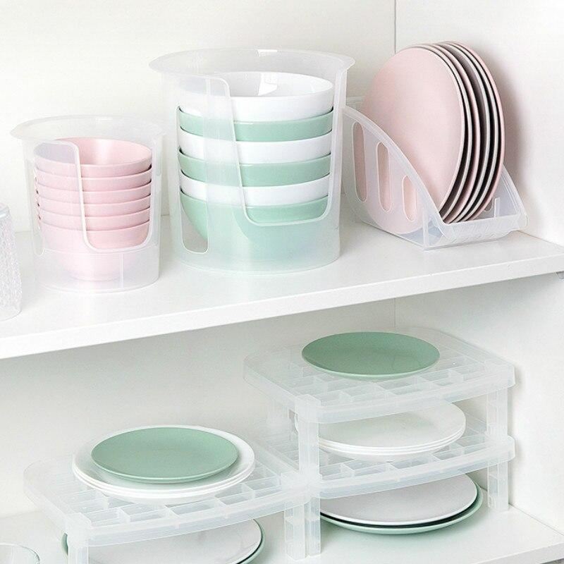 จัดเก็บห้องครัวจานจานชามชามถาดท่อระบายน้ำตู้ช้อนส้อมกล่อง WY102923