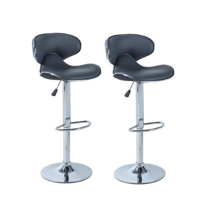 Pub Chair Counter Swivel Bar Adjustable Modern Style 2PCS Height Colorful Swivel Bar Chair Height Pneumatic Pub French HWC