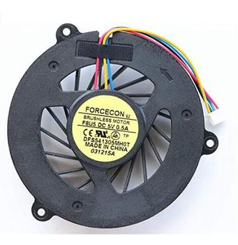 Laptop Replacement Cooler Fan for Asus G50 G50S G50V M50 M50V M50S VX5 G60 G60VX G60JX X57V N51 CPU Cooling Fan image
