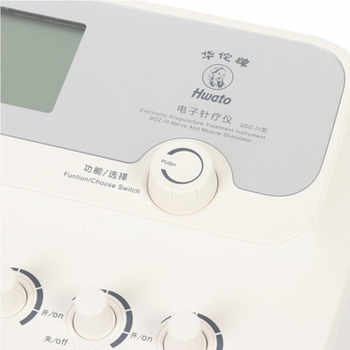 6 Channels Hwato SDZ III Low-Frequency Electro Acupuncture Stimulator Acupuncture Needle Treatment for Nerve and Muscle