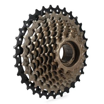 Gwintowane ze stali 9 prędkości kaseta koło zamachowe 13-32T koło zamachowe koła zamachowego części rowerowe góry ostre koło części zamienne tanie i dobre opinie LIXADA STEEL Other 9-speed Freewheel Gear