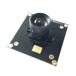 2MP USB Camera Module Board 90° AR0230 CMOS Sensor Wide Dynamic for Computer/Dustrial/Internet Equipment