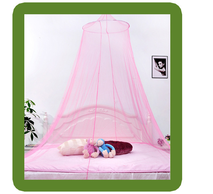 Mosquito Net Bed Tent Elegant Canopy For Double Bed Mosquito Repellent Insect Reject Canopy Bed Curtain Lace Home Textile